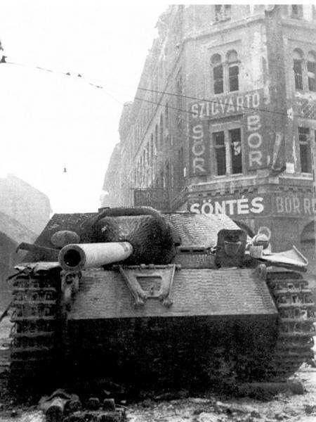 Jagdpanzer IV L/70 Hungary 1945.