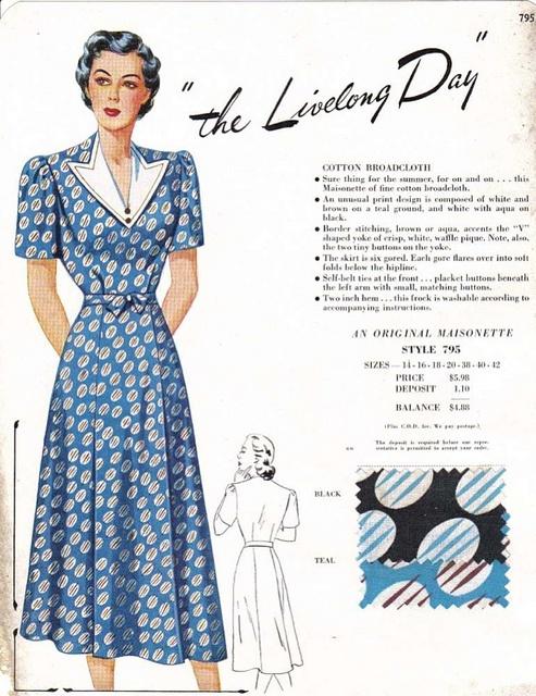 214 best DIY- Vintage Sewing images on Pinterest | Clothes ...