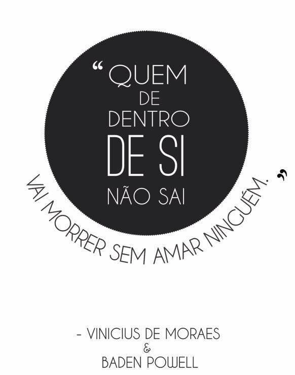 Vinicius de Moraes - 100 anos