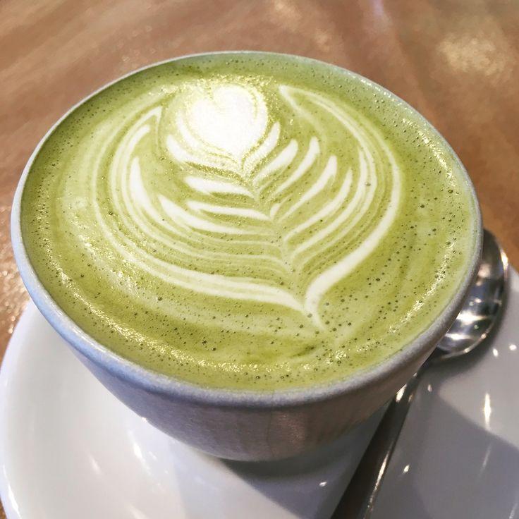 Jack B Nimble (Maidstone): Matcha Latte [8.5/10].