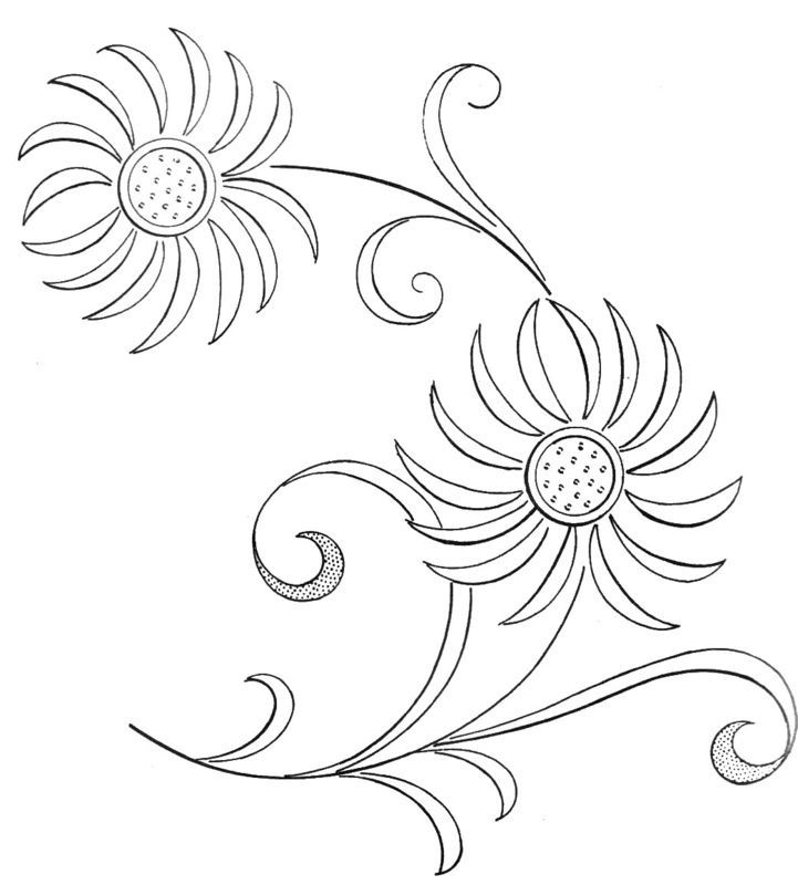 Best embroidery daisies images on pinterest