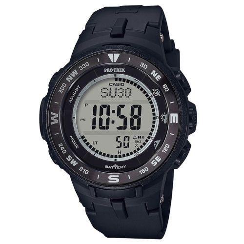 Casio Pro Trek Prg 330 1jf Triple Sensor Ver 3 Tough Solar Watch Prg 330 1 Casio Protrek Protrek Casio