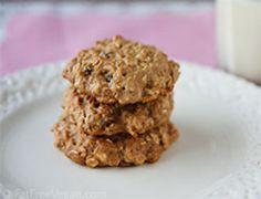 Овсяное печенье в микроволновке: вкусное быстрое лакомство