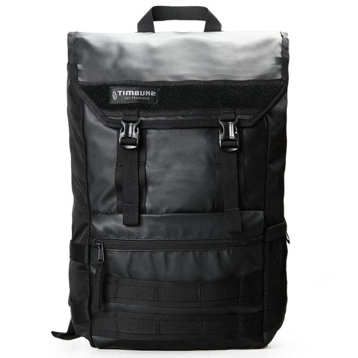 Timbuk2 Rogue Laptop Backpack Black #Timbuk2 #Backpack