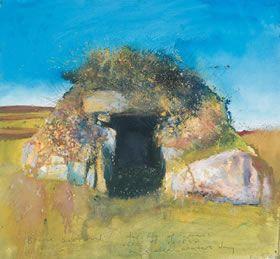 paintings prints and stuff: Kurt Jackson the Cornish Crows