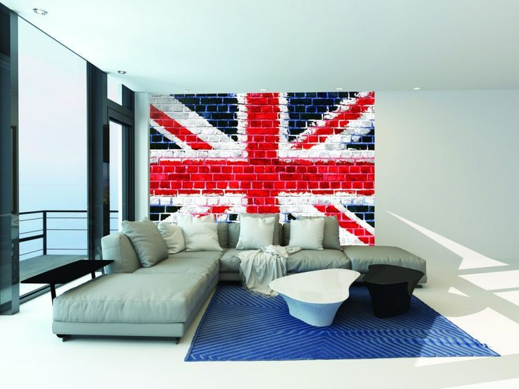 The 24 best images about Union Jack, London Themed Bedroom on ...