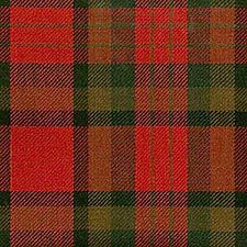 County Tipperary Irish Tartan