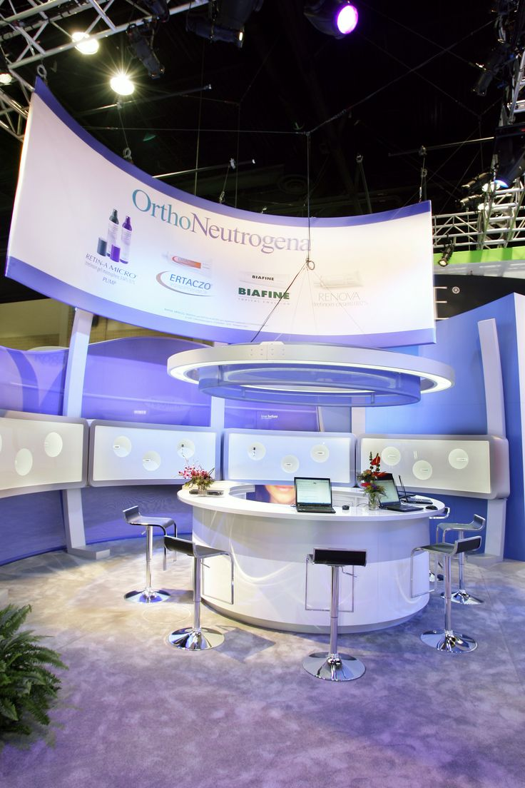 1000 images about portfolio career cable ortho neutrogena exhibit design for aad 2008