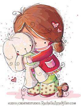 Boneca De Pano: Rachelle Anne Miller