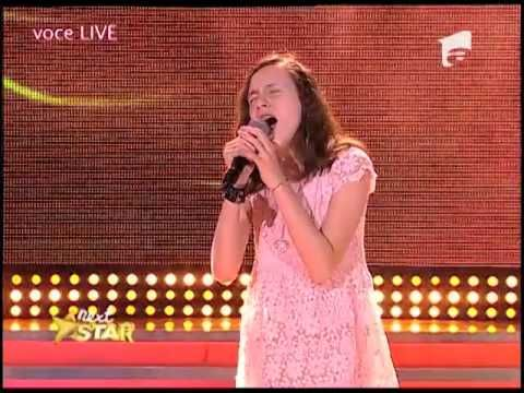 "Raluca Moldoveanu - Christina Aguilera - ""The Voice Within"" - Next Star - YouTube"