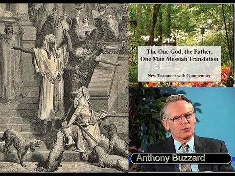 Lazarus and the Rich Man Does NOT Support Immortal Soul Doctrine