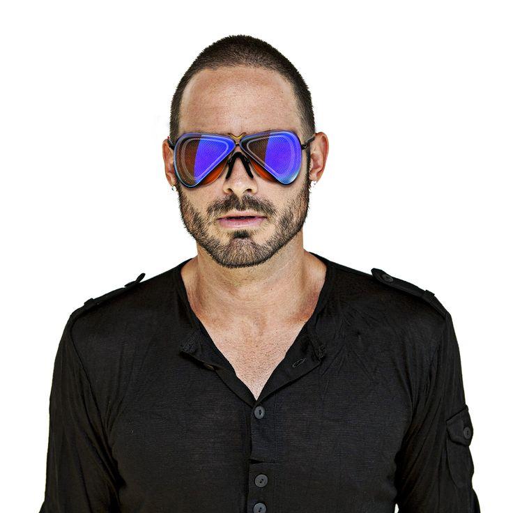 Nearly Future Sun Glasses Concept