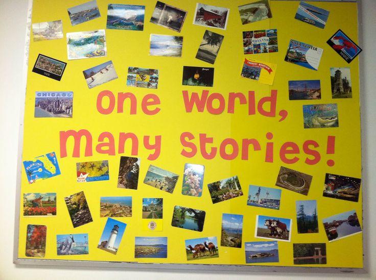Classroom Unity Ideas ~ Best ideas about diversity bulletin board on pinterest