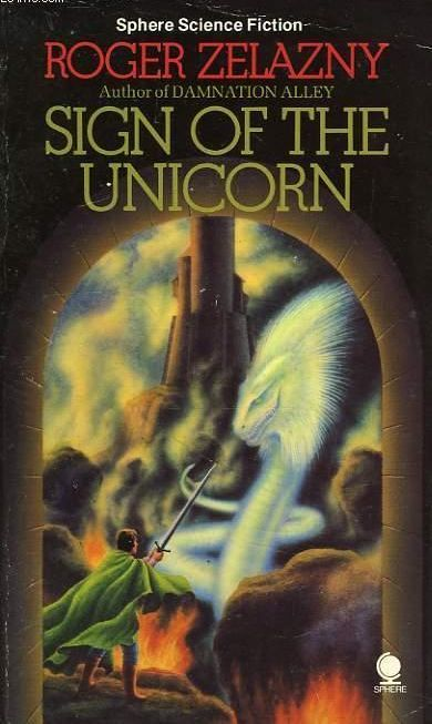 Roger Zelazny - Amber The Corwin Cycle III - Sign of the Unicorn