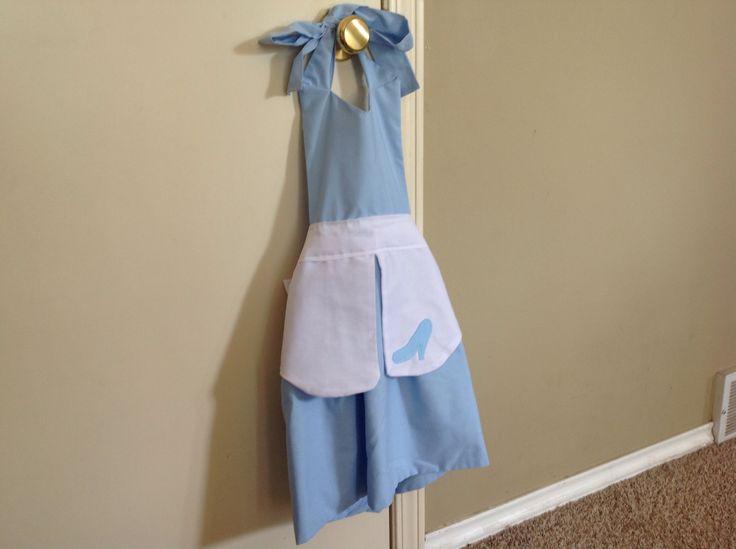 Cinderella dress up apron....https://www.etsy.com/ca/shop/WobblyNeedle?ref=search_shop_redirect