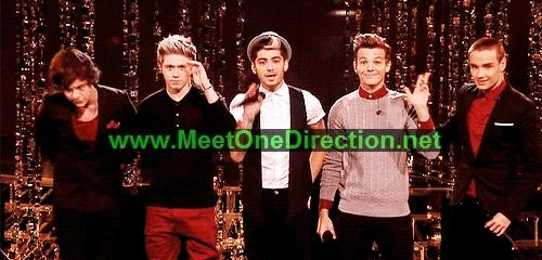 one direction official website