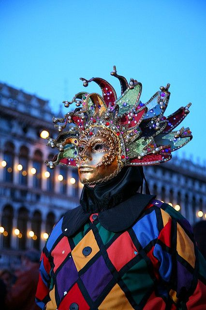 Venice Carnival, Italy. between February & March. Mask is the heart of this festival