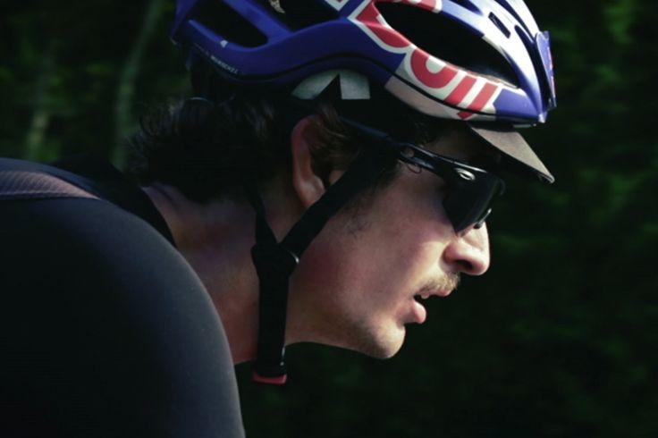 En el Tourmalet, Seabase pedaleó mucho más duro que los pros del Tour de Francia... y con piñón fijo