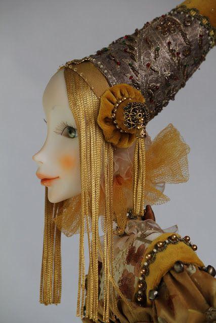 Кукольная мастерская ANNADAN: Мирель-лето