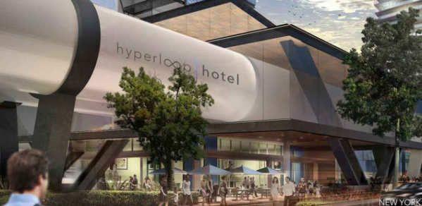 Si vamos aviajar entre ciudades, ahora mismo necesitamos unbillete de autobús, tren o avión, o desplazarnos con nuestro propio vehículo. Y probablemente una habitación de hotel para hospedarnos en dicho hotel durante una o varias noches. Pues bien, un estudiante de la Universidad de Nevada, en Las Vegas, acaba de llevarse unpremio a la innovación con este concepto:Hyperloop Hotel. Básicamente, untransporte ultra rápido como Hyperloop One –de Elon Musk-, pero...