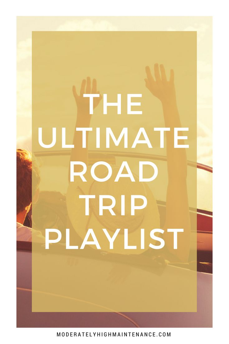 Headed out on a road trip? It's perfect time to break out a versatile road trip playlist and hit the pavement. Here is our Ultimate Road Trip Playlist!