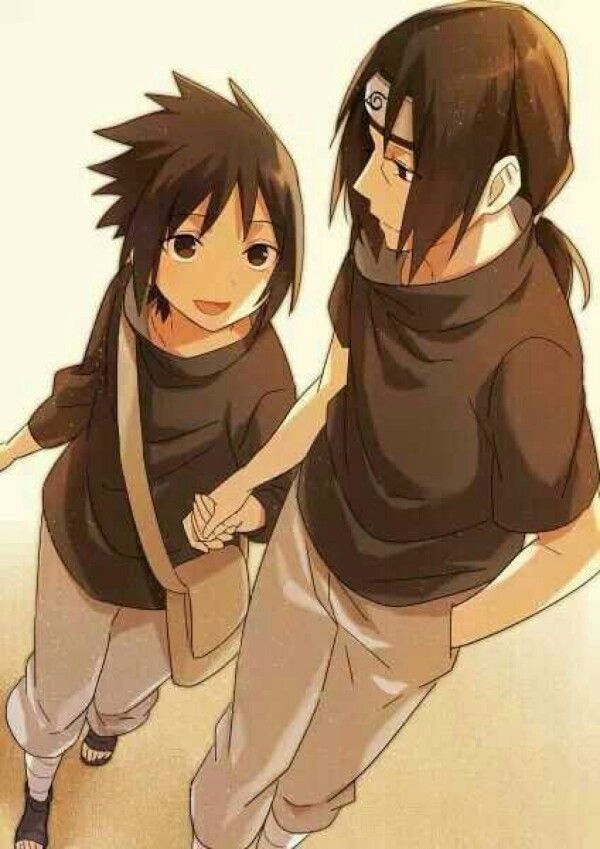 Okay so I know Itachi is bad, but he's not so bad- heck, I don't know what I think.