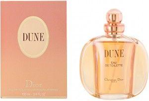 CHRISTIAN DIOR DUNE edt 100 ml é um artigo premium de CHRISTIAN DIOR(O estilista Christian Dior nasceu em França e ganhou destaque no mundo da moda, com a criação do New Look vestidos que enfatizavam as curvas de uma mulher.). Na Essência do Perfume temos uma ampla selecção de Perfumes CHRISTIAN DIOR DUNE edt 100 ml da melhor qualidade e ao melhor preço.