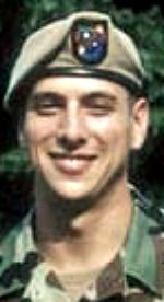 Army SGT William P. Rudd, 27, of Madisonville, Kentucky, Died October 5, 2008, serving during Operation Iraqi Freedom. Assigned to 3rd Battalion, 75th Ranger Regiment, Fort Benning, Georgia. Died of wounds sustained when hit by enemy small-arms fire while on patrol during combat operations in Mosul, Ninawa Province, Iraq.