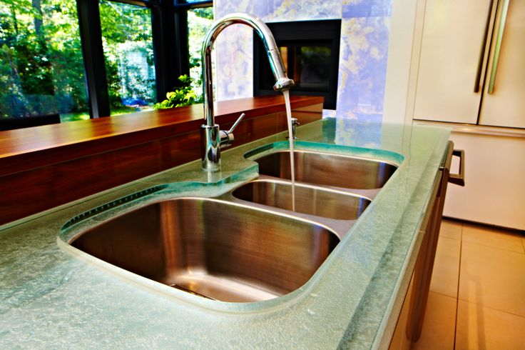 17 best images about unique glass kitchen counter and for Kitchen worktop cutting template
