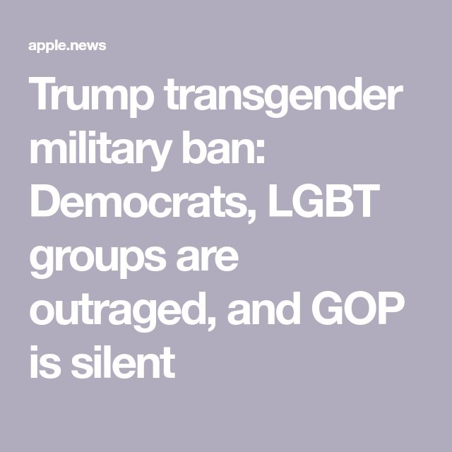 poll results do you support trumps transgender military - 640×640