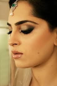 make up by Bina Khan