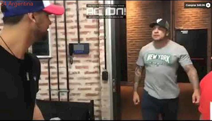 Adelantos Dos Bro... La venganza de Yao Cabrera Emi vs Julio Dia #51