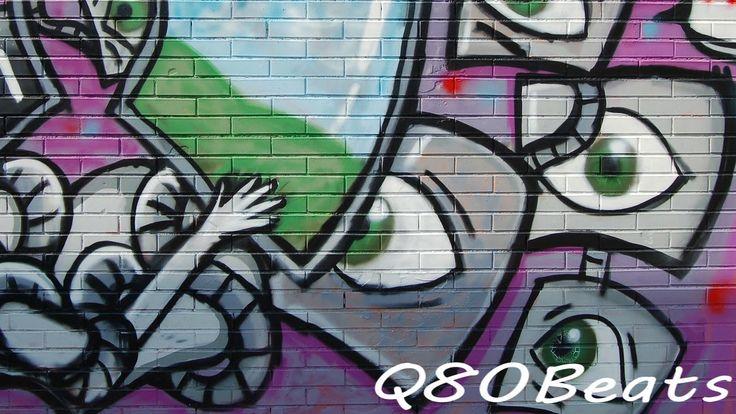 "Old School Hip Hop Instrumental ""GHSD"" Q80BEATS"