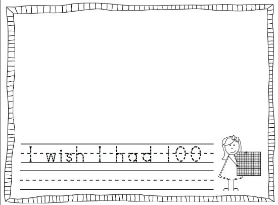 1000 Images About Teaching 100th Day Of School On