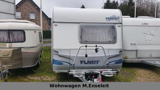 Fendt Platin 510TFB Mover TV Fahrradträger, Wohnwagen/-mobile Wohnwagen in Niederkrüchten, gebraucht kaufen bei AutoScout24 Trucks