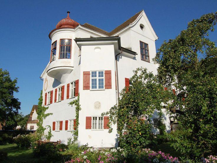 Ferienwohnung Schlossgut Inching, Altmühltal - Frau Isolde Wiechmann- Böhm