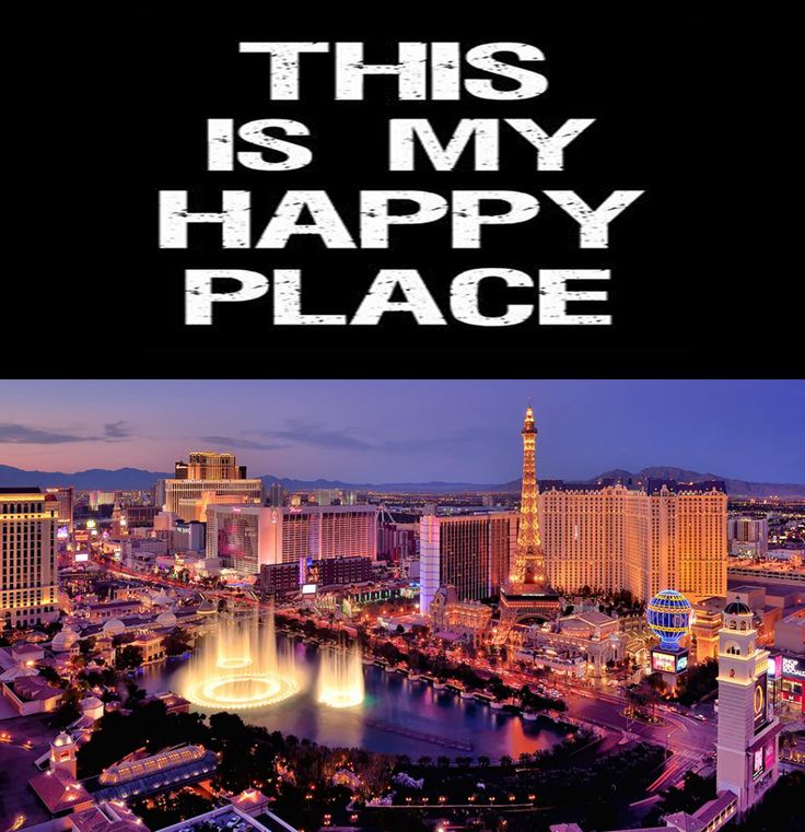 I just love Las Vegas! The excitement, the glamour, the over-the-top opulence. Las Vegas is my happy place!