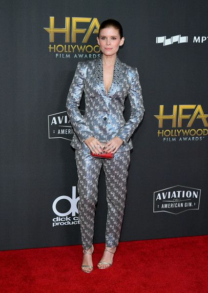 Actor Kate Mara attends the 21st Annual Hollywood Film Awards.