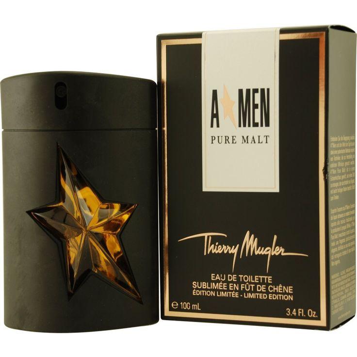 Angel Men Pure Malt by Thierry Mugler Eau de Toilette Spray