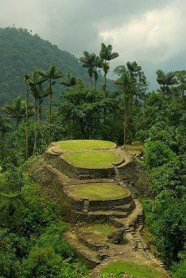 Ciudad Perdida, Sierra Nevada de Santa Marta National Park, Magdalena, Colombia