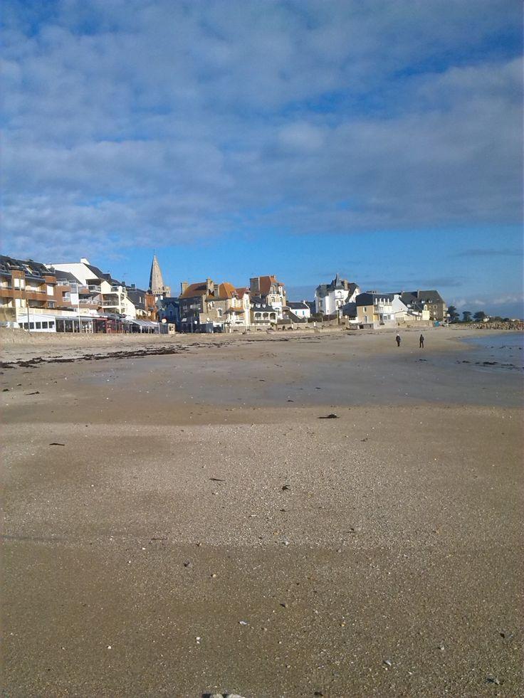 Larmor Plage ~ Plage de Toulhars ~ Bretagne Morbihan