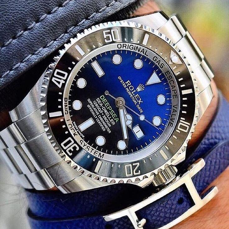 Rolex Deep Sea perfect for your #summer #day #outfit 305-377-3335 www.diamondclubmiami.com Follow us for more #Rolex #rolexaholics #wristporn #wristwatch #vintagerolex #watchoftheday #rolexdiver #divewatch #instawatch #watchcollector #watchshot #swissmade