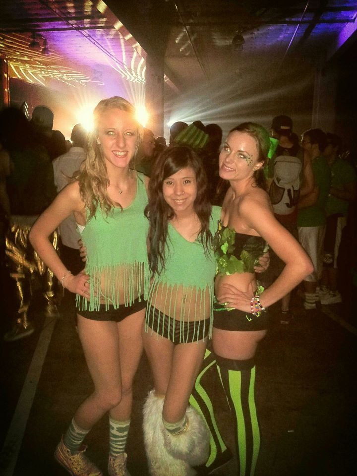 St Patricks Day Rave Clothes And Rave Outfits In 2018 Pinterest