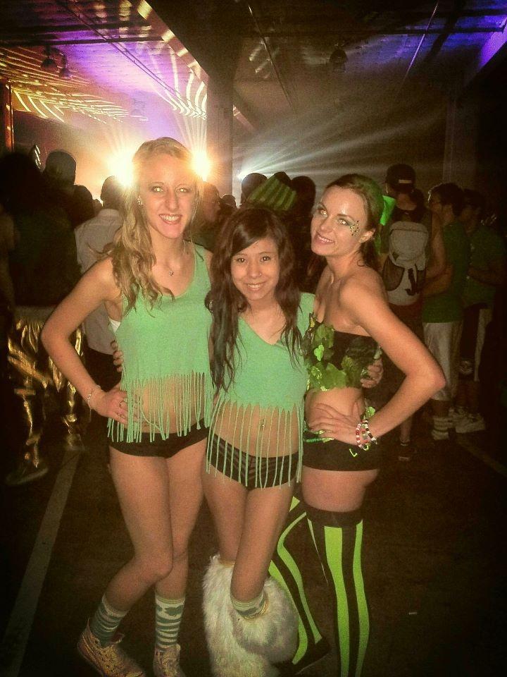 St Patricks Day Rave Rave Outfits Pinterest Patrick