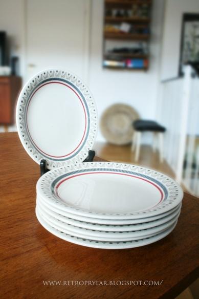 Rörstrand Bimbo. 11 of them in my home. #plates