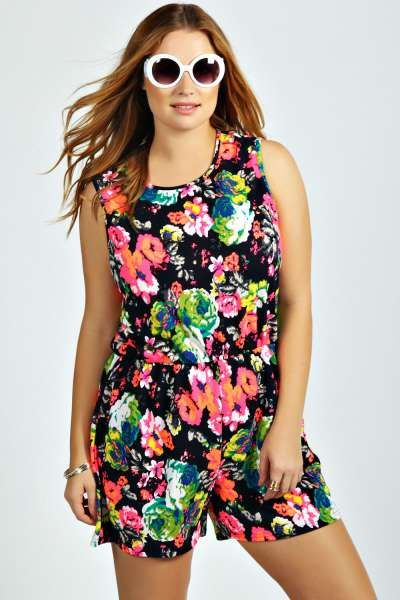 5fc46f5987 Embrace the easy breezy summer style with a cute romper from boohoo. Shop  styles for every occasion