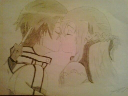 Kirito y Asuna love♥