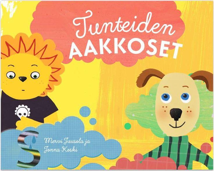 Koskettava tarina isoista ja pienistä tunteista Yhteen kesäiseen viikkoon mahtuu monenlaisia tunteita. Jokaisella Metsäkylän lapsella on omat haasteensa tunteiden käsittelyssä. Tunteiden aakkoset tekee tunnesanat tutuksi ja ohjaa pohdiskelemaan hyviä sosiaalisia taitoja. Tarina sisältää yli 50 tunnetaitojen pohdintatehtävää. Selaa kirjan alkua >> ISBN 978-952-7060-07-0