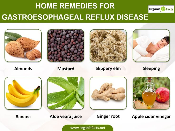 Some of the most effective home remedies for gastroesophageal reflux disease include the use of mustard, apple cider vinegar, ginger tea, Aloe vera juice, baking soda, chamomile, almonds, bananas, chewing gum, and slippery elm, as well as certain lifestyle changes like quitting smoking, reducing alcohol intake, sleeping on your left side, and maintaining a healthy weight.