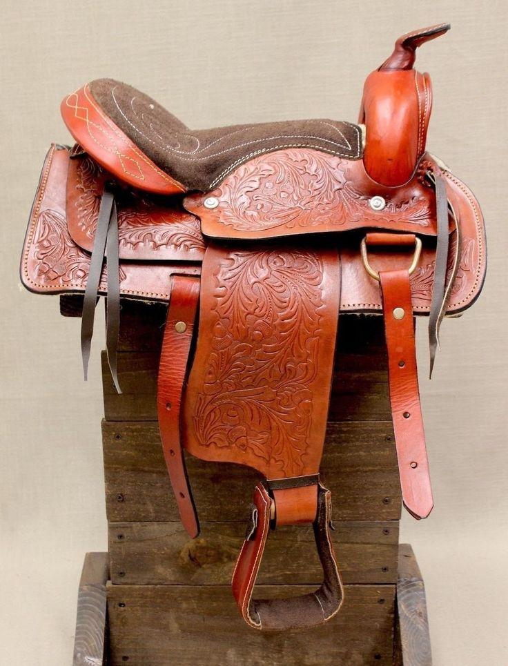 """12"""" Children Pony Saddle"""